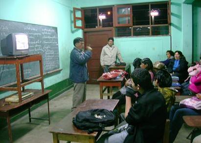 La Educación Básica Alternativa, un reto para emprendedores