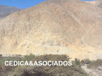 Huaral: se interrumpe carretera en tramo Chincho