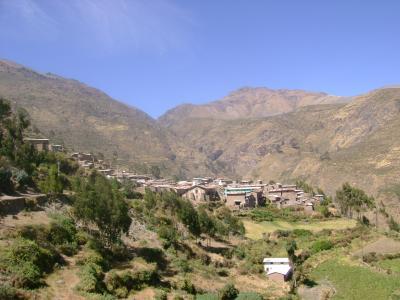 San Pedro de Pirca, Huaral