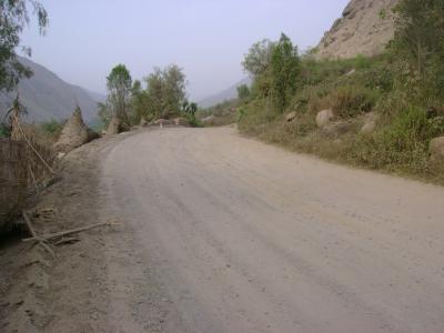 Breve reseña de la carretera de Huaral