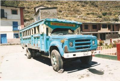 La carretera y el cambio cultural de las Comunidades Campesinas del valle de Huaral