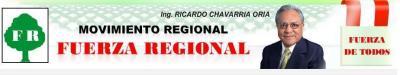 """Movimiento Político """"Fuerza Regional"""" inaugurará local partidario en Huaral"""