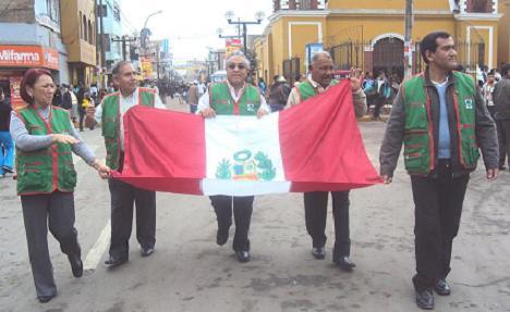 """""""Fuerza Regional"""" se inscribió ante el JEE y se convierte en una de las mejores opciones electorales de Huaral y la Región Lima"""