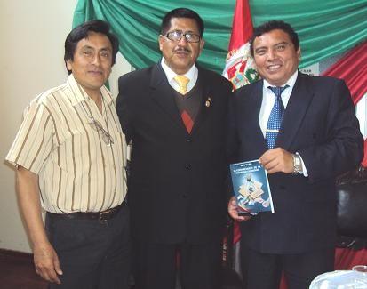 Presentan libro sobre Seguridad Ciudadana