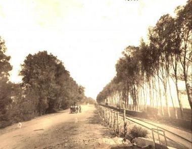 Huaral: Una foto del recuerdo