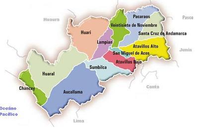 Huaral, 35 años como provincia