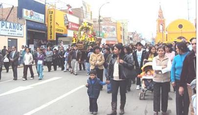 """Pirqueños residentes en Huaral celebraron fiesta en honor a """"San Pedro"""""""