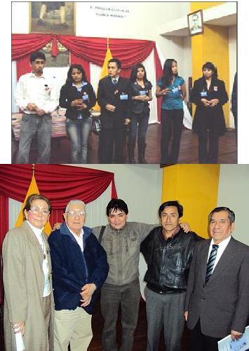 Se llevó a cabo I Jornada cultural promovido por AFODEC