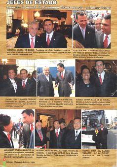 Presidente Regional, Javier Alvarado,  cansa a la gente
