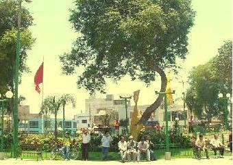 Huaral 121 años como distrito
