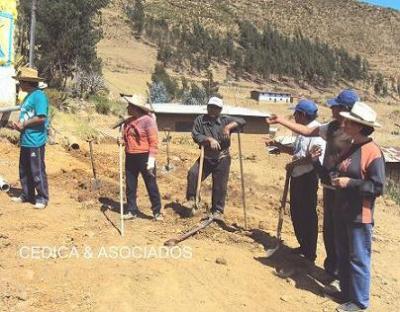 Las comunidades campesinas de Huaral y la Ley del derecho a la consulta previa