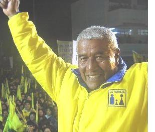 JNE suspendió a Jaime Uribe Ochoa del cargo de alcalde de Huaral