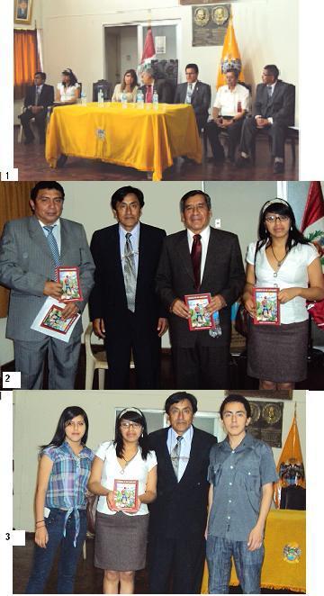 """Huaral: presentaron libro """"Cuentos de un Caminante"""""""