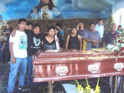Merecido adiós a José Barón Gerónimo, natural de Pirca